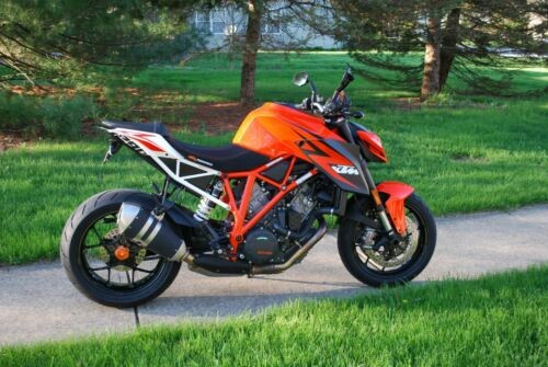 2015 KTM Superduke 1190R Orange photo