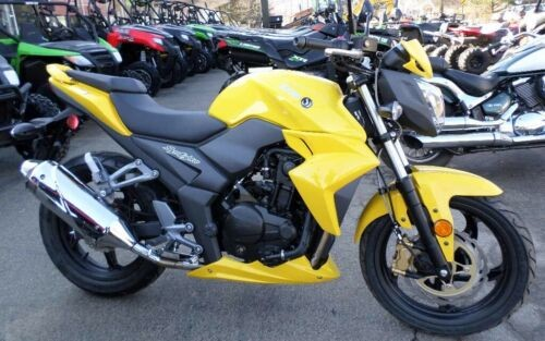 2015 Other Makes Sym Fighter 2015 T2 250i Choice of Yellow or White for sale
