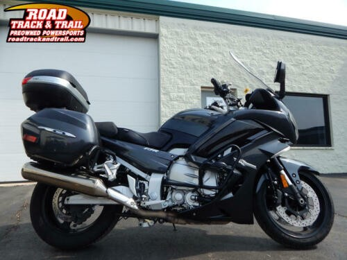 2015 Yamaha FJR1300ES -- Gray photo