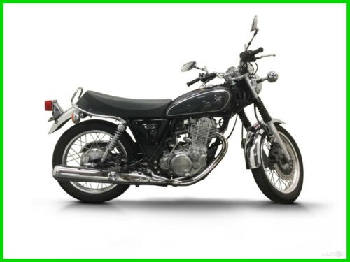 2015 Yamaha SR400FGY CALL (877) 8-RUMBLE Blue photo