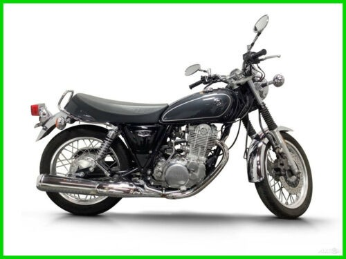 2015 Yamaha SR400FGY CALL (877) 8-RUMBLE Gray photo