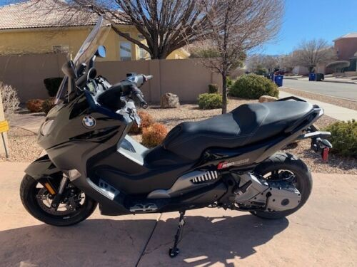 2016 BMW C650 Sport Scooter Black for sale