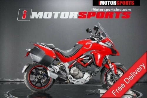 2016 Ducati Multistrada 1200 S — Red for sale craigslist