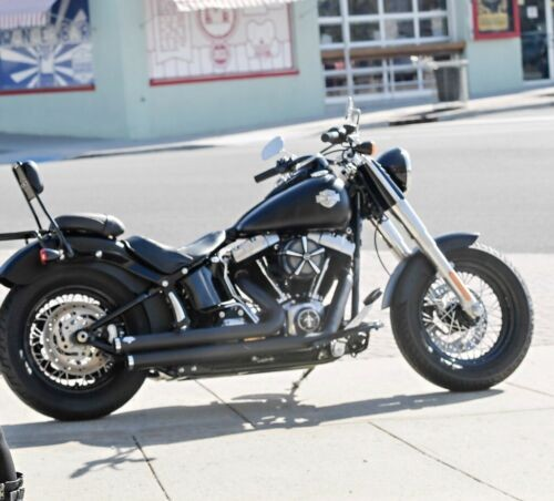 2016 Harley-Davidson Softail Black photo