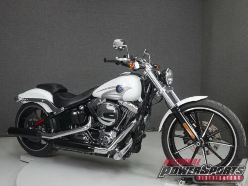 2016 Harley-Davidson Softail FXSB BREAKOUT WABS CRUSHED ICE PEARL photo