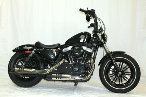 2016 Harley-Davidson Sportster Black photo