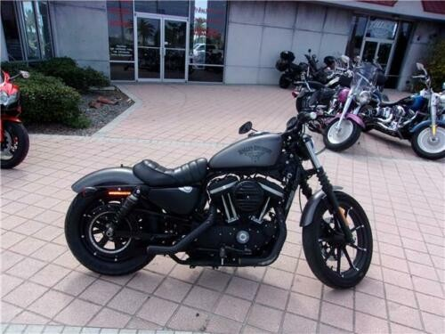 2016 Harley-Davidson Sportster XL883 Black photo