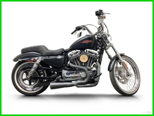 2016 Harley-Davidson Sportster CALL (877) 8-RUMBLE Black photo