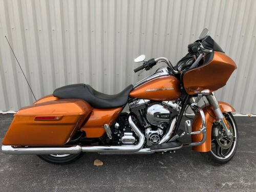 2016 Harley-Davidson Touring FLTRX - Road Glide® Amber Whiskey photo