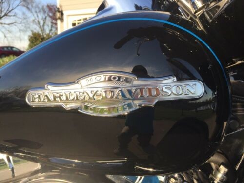 2016 Harley-Davidson Touring Black photo