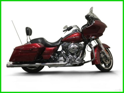 2016 Harley-Davidson Touring CALL (877) 8-RUMBLE Red photo