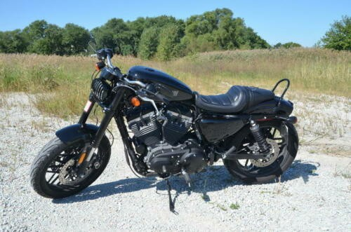 2016 Harley-Davidson XL1200CX – Roadster™ — Black for sale