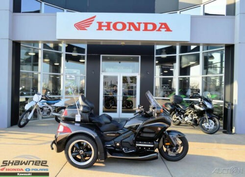 2016 Honda Gold Wing Audio / Comfort TRI-COLOR BLACK craigslist