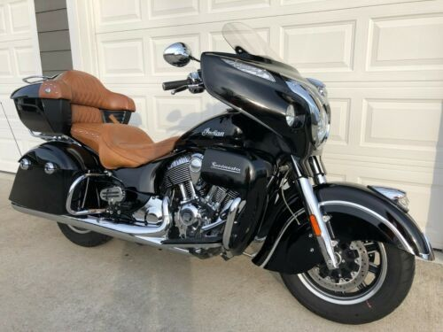 2016 Indian Roadmaster -- Black photo