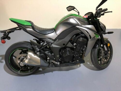 2016 Kawasaki ZR1000GGF Z1000 ABS GREEN / METALLIC craigslist