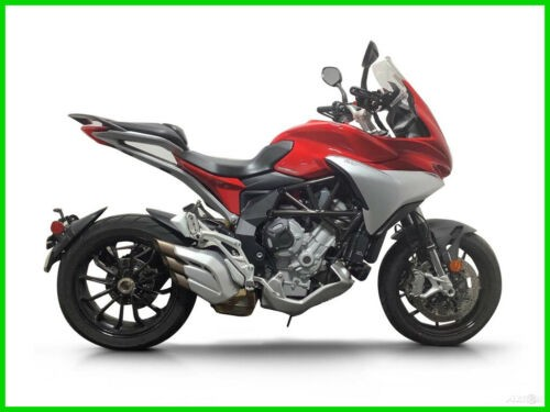 2016 MV Agusta TURISMO 800 VELOCE LUSSO CALL (877) 8-RUMBLE Red photo