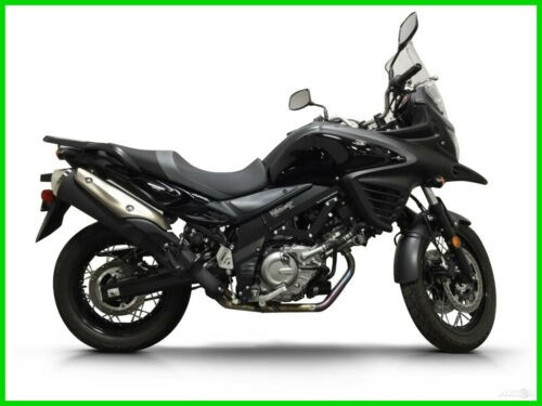 2016 Suzuki DL650AL6 V-STROM 650 (ABS) CALL (877) 8-RUMBLE Black photo