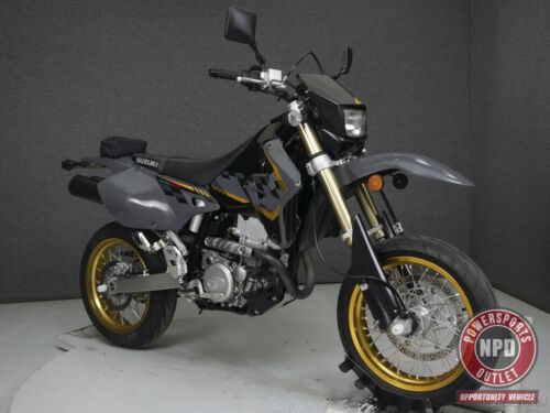 2016 Suzuki DR-Z GREY photo
