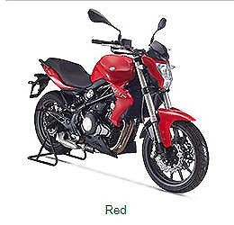 2017 Benelli TnT300 -- Red photo