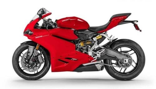 2017 Ducati Superbike Red photo