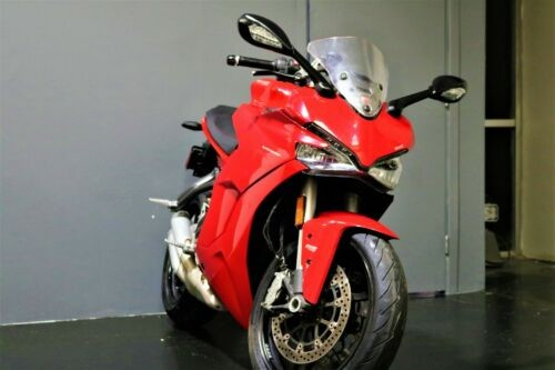 2017 Ducati Supersport Red craigslist
