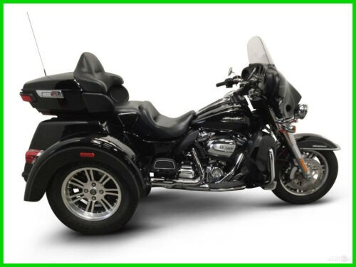 2017 Harley-Davidson FLHTCUTG TRIGLIDE ULTRA CLASSIC CALL (877) 8-RUMBLE Black for sale craigslist