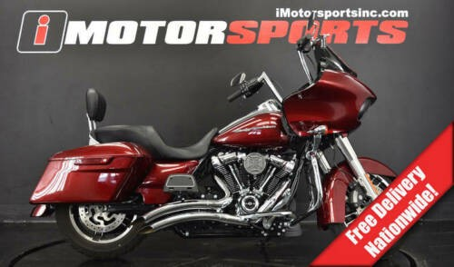 2017 Harley-Davidson FLTRXS – Road Glide Special — Red for sale craigslist