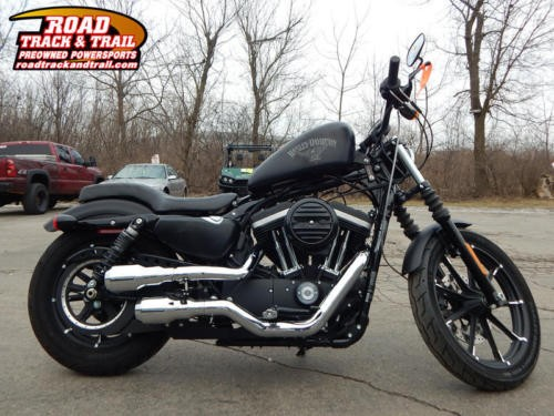 2017 Harley-Davidson Sportster -- Black photo