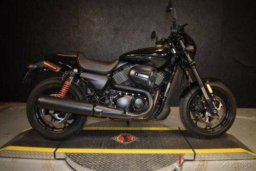 2017 Harley-Davidson Street XG750A - Rod 010 BLACK photo