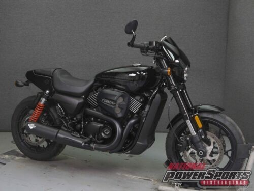 2017 Harley-Davidson Street XG750  ROD 750 Black photo