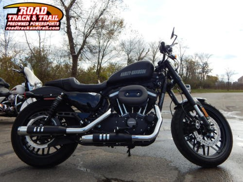 2017 Harley-Davidson XL1200CX – Roadster™ — Black for sale