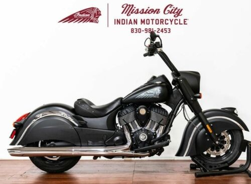 2017 Indian Chief Dark Horse® Thunder Black Smoke — Black for sale craigslist