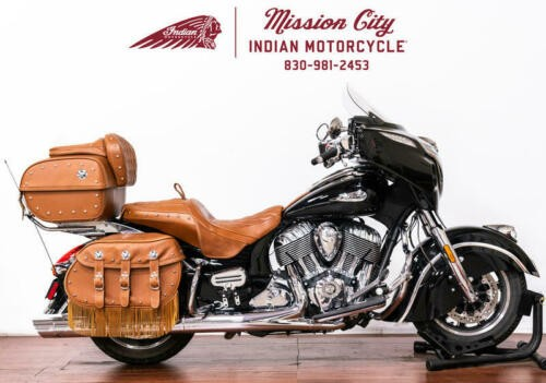 2017 Indian Roadmaster® Classic Thunder Black — Black for sale craigslist