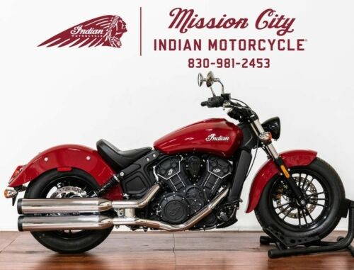 2017 Indian Scout® Sixty ABS Indian Motorcycle­® Red -- Red photo