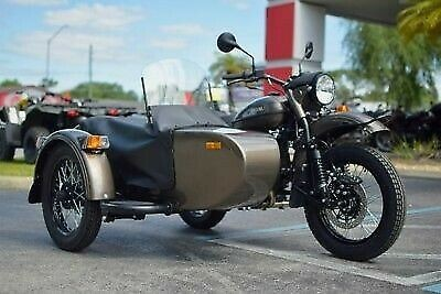 2017 Ural cT Bronze Metallic photo