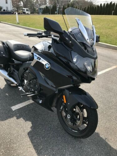 2018 BMW K-Series Black photo