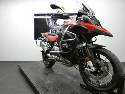 2018 BMW R 1200 GS Adventure Racing Red — Red for sale craigslist