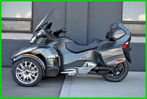 2018 Can-Am Spyder RT Limited - Chrome Pkg (DEMO) Limited Chrome Package Black craigslist