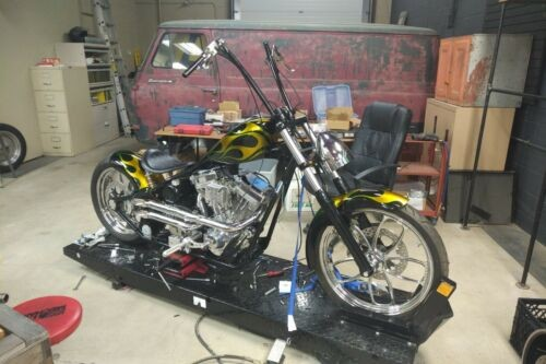 2018 Custom Built Motorcycles Chopper West Coast Choppers CFL Black for sale craigslist