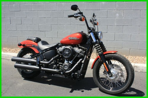 2018 Harley-Davidson Softail Wicked Red / Twisted Cherry photo