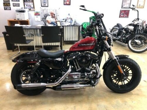 2018 Harley-Davidson Sportster XL1200XS 48 SPECIAL Red photo