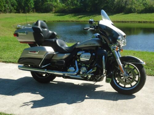 2018 Harley-Davidson Touring Fortune Silver & Black Tempest for sale craigslist