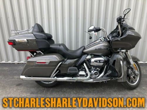 2018 Harley-Davidson Touring Industrial Gray photo
