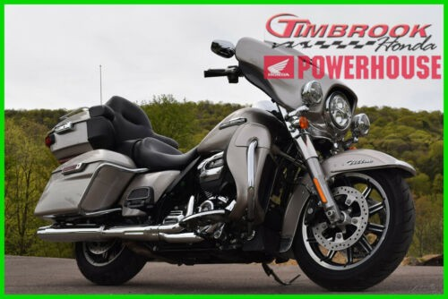 2018 Harley-Davidson Touring SILVER FORTUNE for sale craigslist