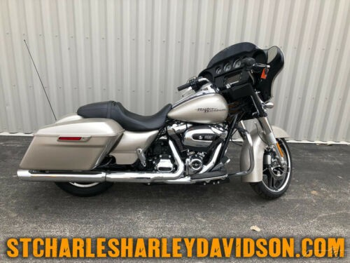 2018 Harley-Davidson Touring Silver Fortune for sale
