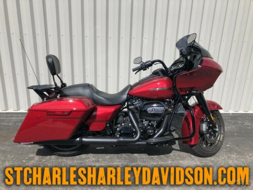 2018 Harley-Davidson Touring Wicked Red photo