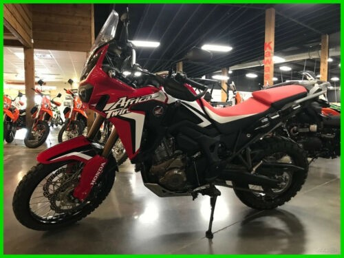 2018 Honda Africa Twin Red photo