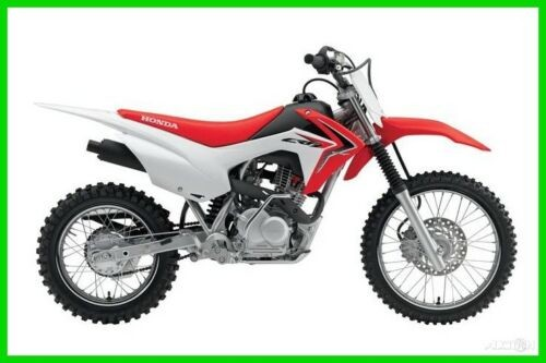 2018 Honda CRF 125f Red for sale craigslist