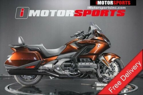 2018 Honda Gold Wing Automatic DCT Pearl Stallion Brown -- Brown craigslist