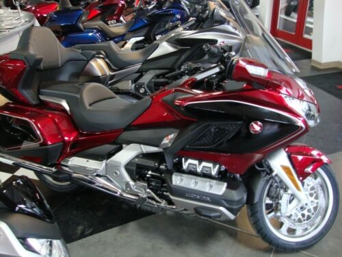 2018 Honda Gold Wing  photo